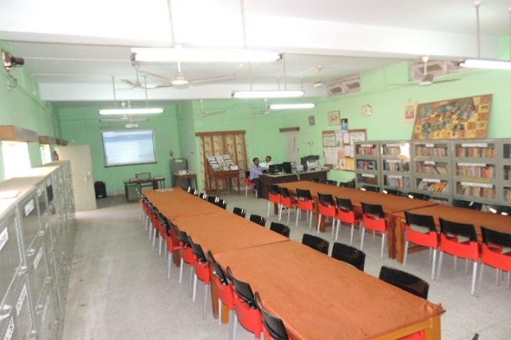 Kendriya Vidylaya-Library