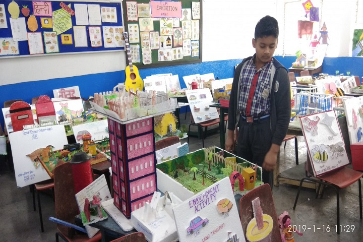 Kendriya Vidylaya-Primary Section Exhibitions