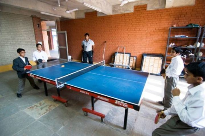 Bhavans Ram Kishore Sarda Vidya Mandir-Indoor Games