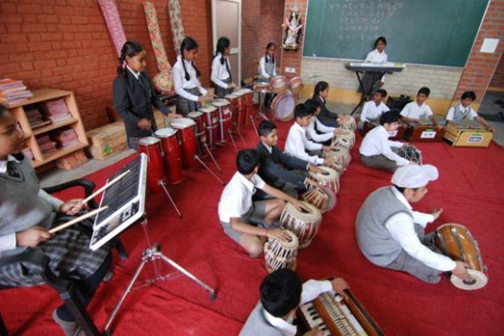 Bhavans Ram Kishore Sarda Vidya Mandir-Music Room