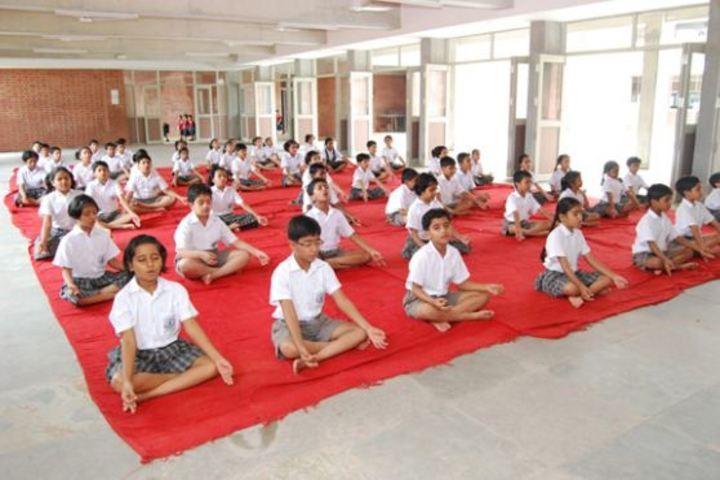 Bhavans Ram Kishore Sarda Vidya Mandir-Physical Education