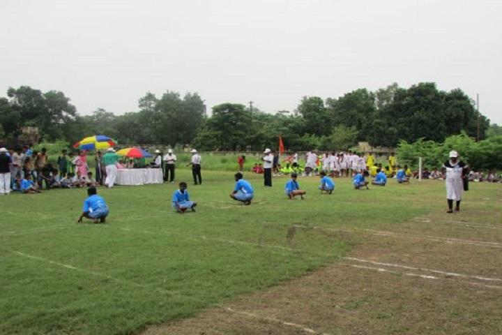 Kendriya Vidyalaya-Games Activity