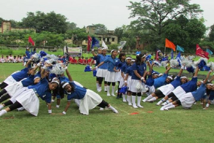Kendriya Vidyalaya-Sports Day Celebrations