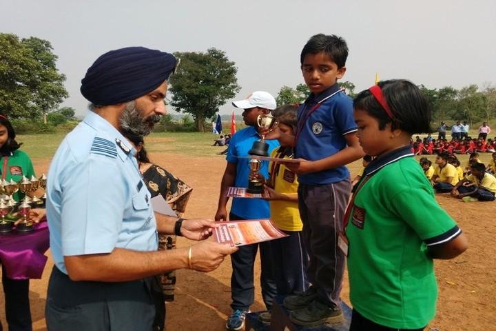 Kendriya Vidyalaya-Prize-Distribution