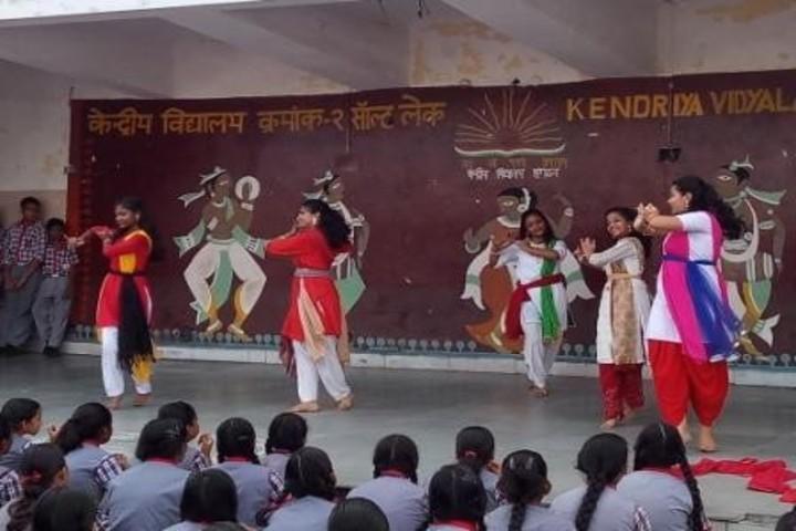Kendriya Vidyalaya No 2-Rabindra Jayanthi