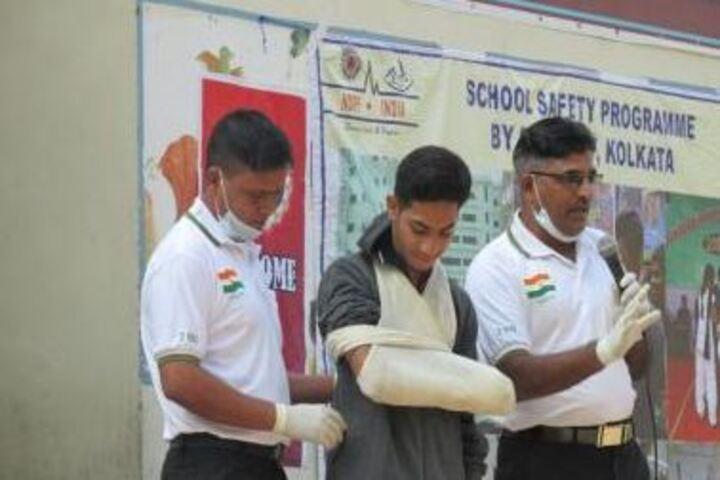 Kendriya Vidyalaya No 2-Medical Camp