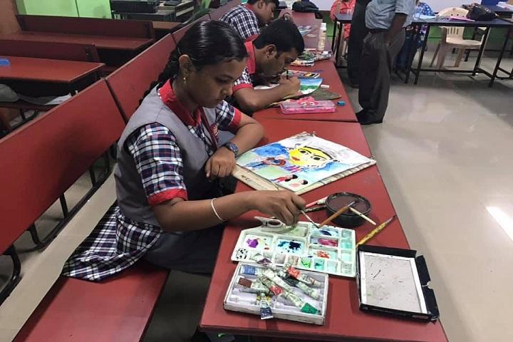 Kendriya Vidyalaya No 2-Painting Competition