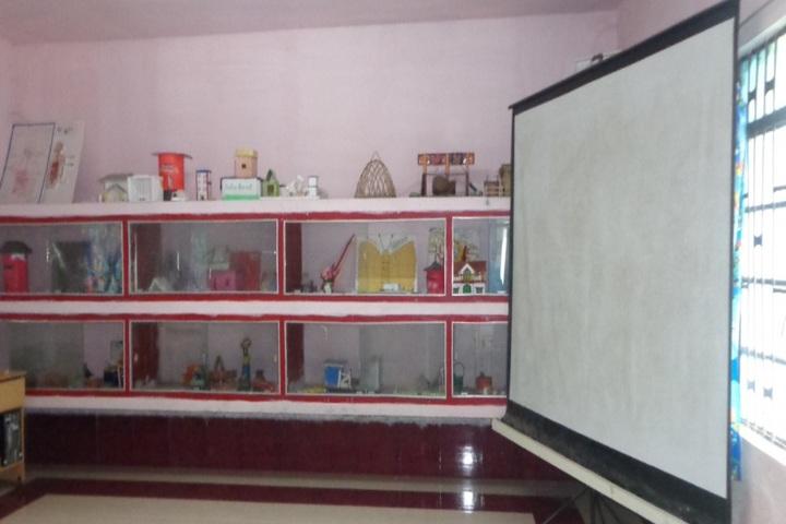Kendriya Vidyalaya No 2-Activity-Room