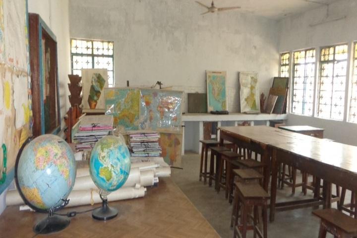 Kendriya Vidyalaya No 2-Geography-Lab