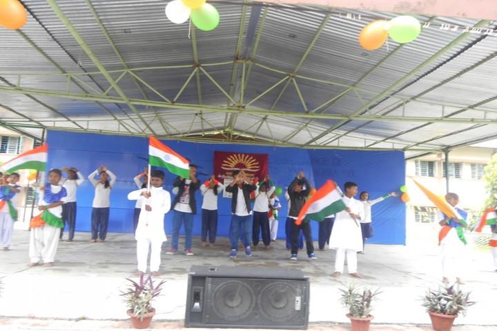 Kendriya Vidyalaya No 2-Independence-Day