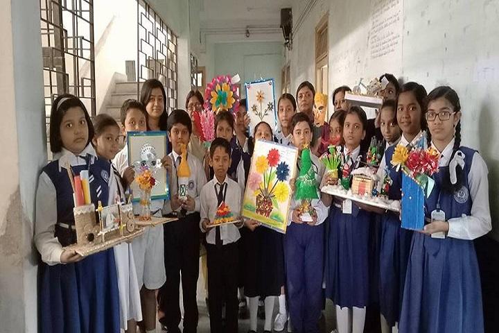 Khalsa Model Senior Secondary School-Art