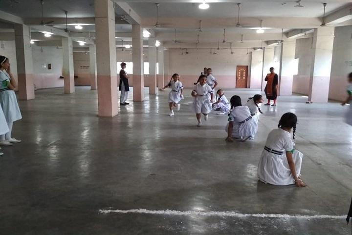 Khalsa Model Senior Secondary School-Games Activity
