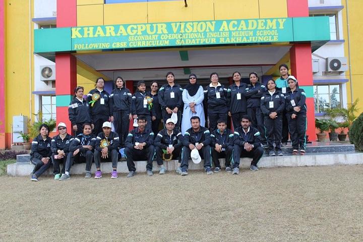 Kharagpur Vision Academy-Annual Sports Meet