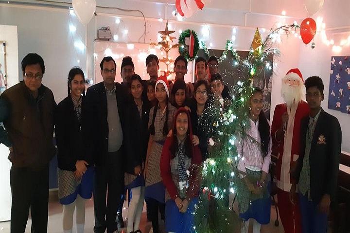 Kharagpur Vision Academy-Christmas Celebrations