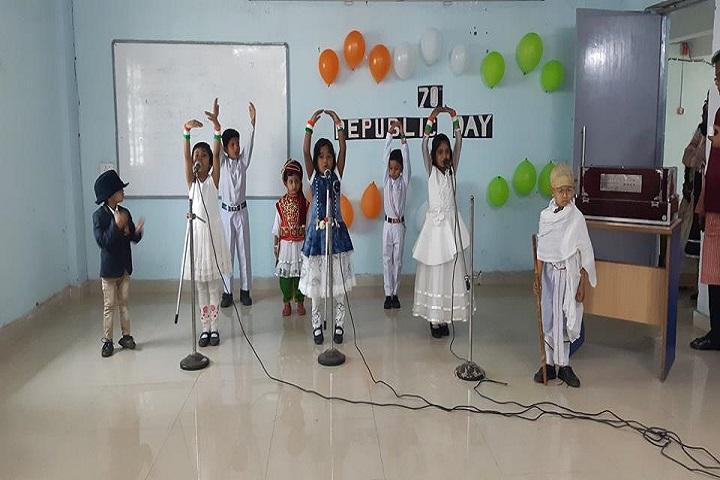 Kharagpur Vision Academy-Drama Performance