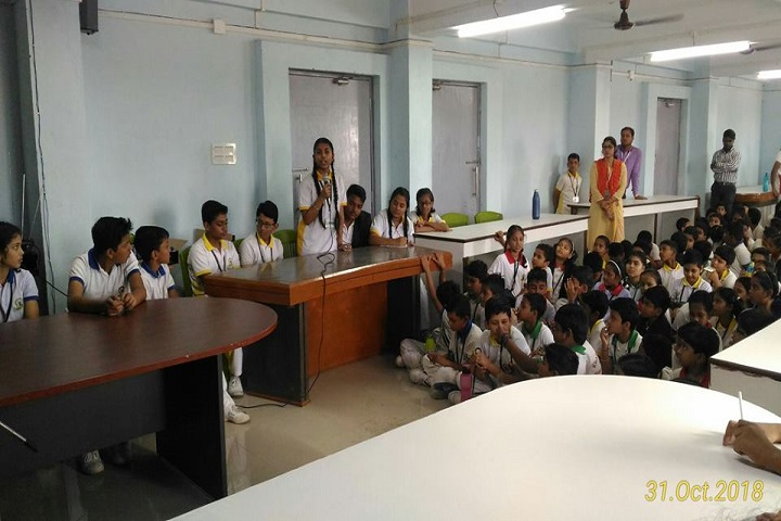 Kharagpur Vision Academy-Inter House Debate Competition