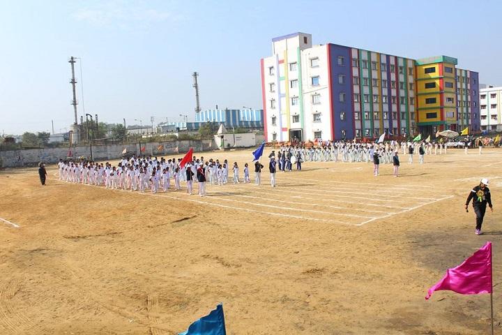 Kharagpur Vision Academy-Play Ground