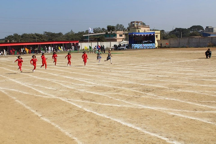 Kharagpur Vision Academy-Running Competition