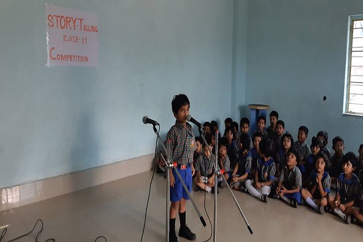 Kharagpur Vision Academy-Story Telling Competition