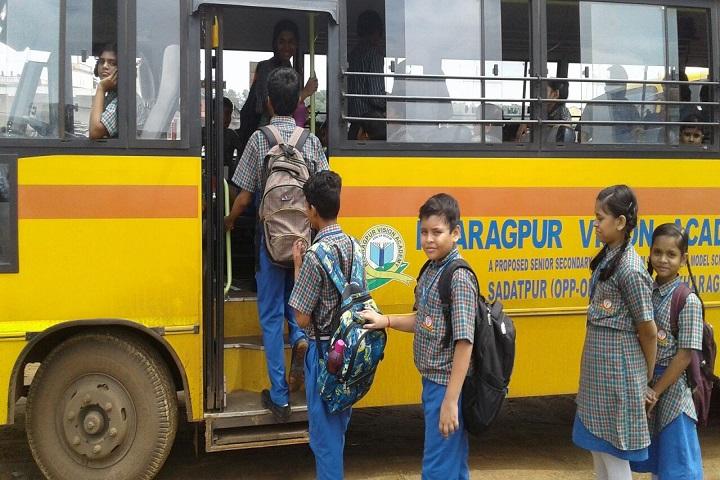 Kharagpur Vision Academy-Transportation