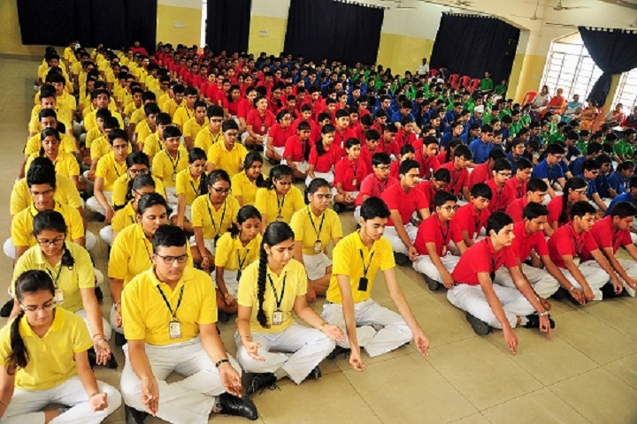 Lakshmipat Singhania Academy-Assembly Hall