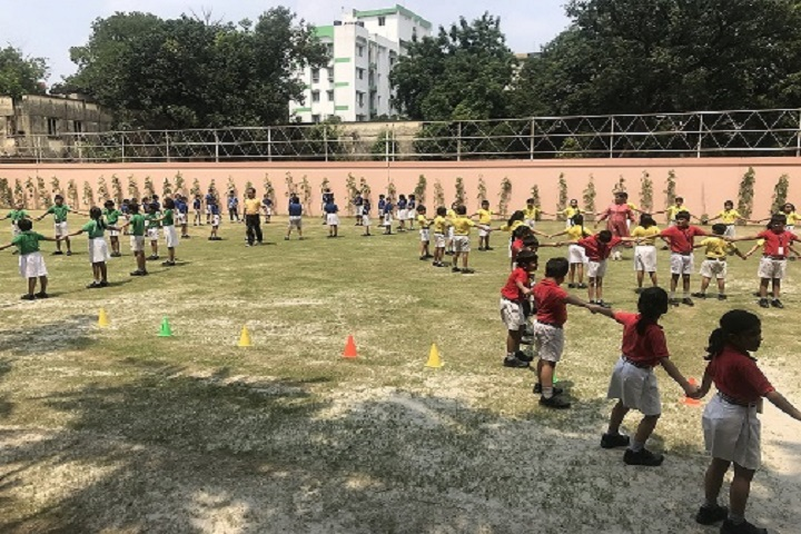 Lakshmipat Singhania Academy-Play Ground