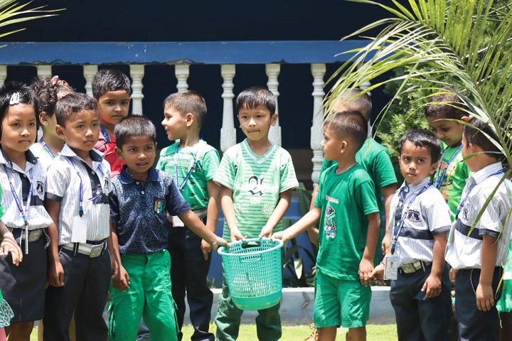 Little Angels School-Cleaniness Campaign