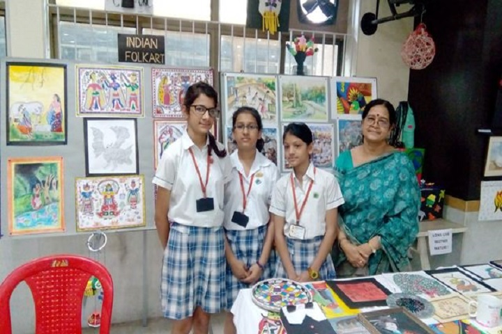 Mahadevi Birla World Academy-Art
