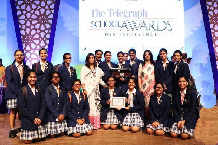 Mahadevi Birla World Academy-Awards Distribution