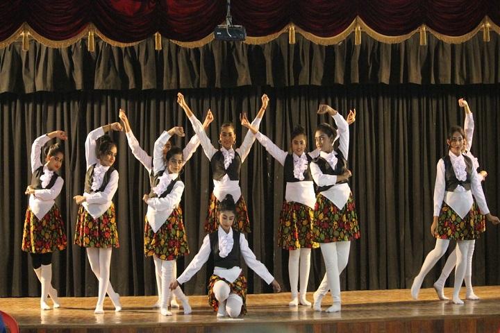 Mahadevi Birla World Academy-Dance Performance