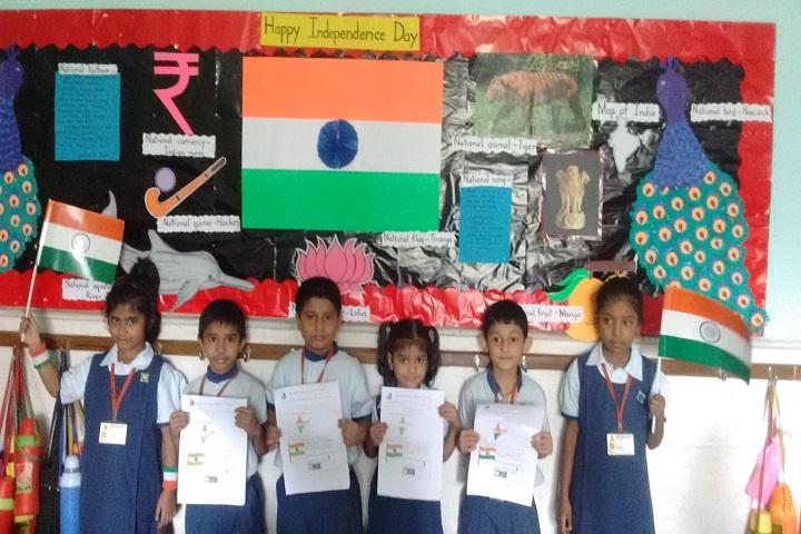 Mahadevi Birla World Academy-Independence Day Celebrations