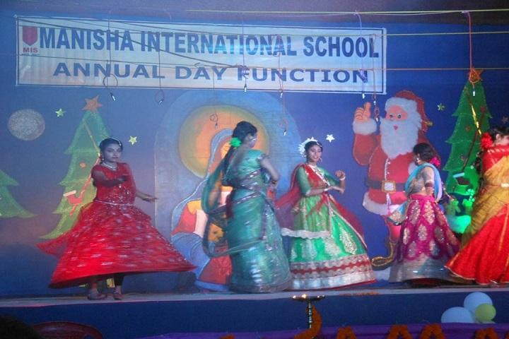 Manisha International School-Annual Day Funtion