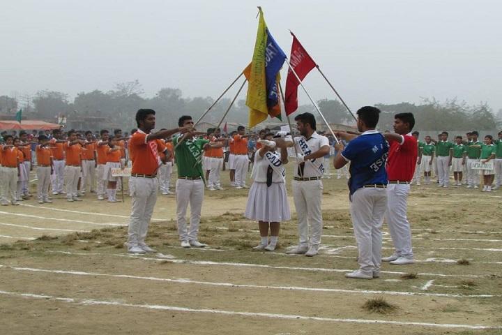 Manisha International School-Annual Sports Day