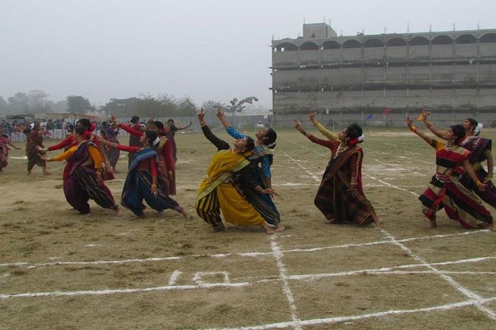 Manisha International School-Dance Performance