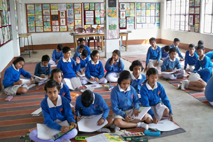 Manisha International School-Drawing Class