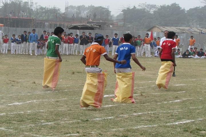 Manisha International School-Games Activity