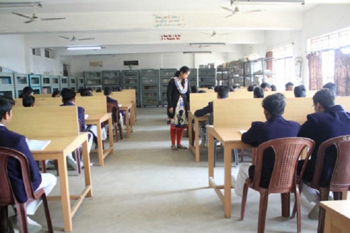 Manisha International School-Library