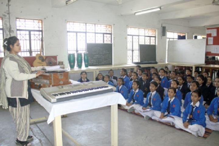 Manisha International School-Music Room