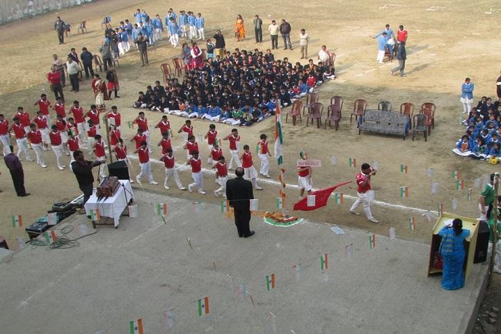 Manisha International School-Republic Day