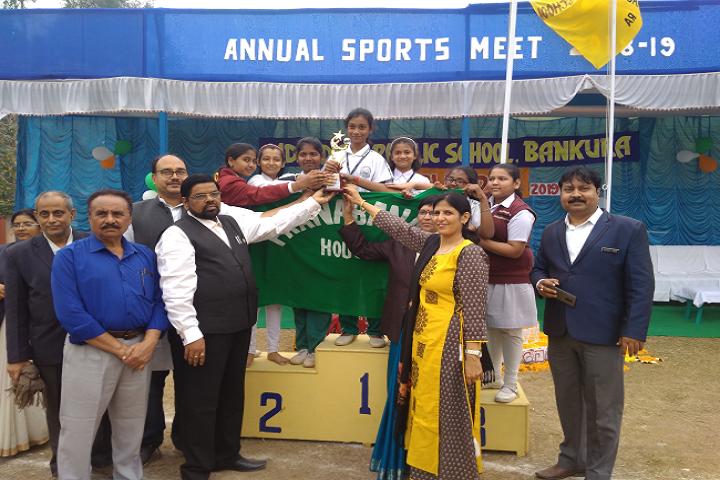Manohari Devi Bajia Dav Public School-Annual Meet