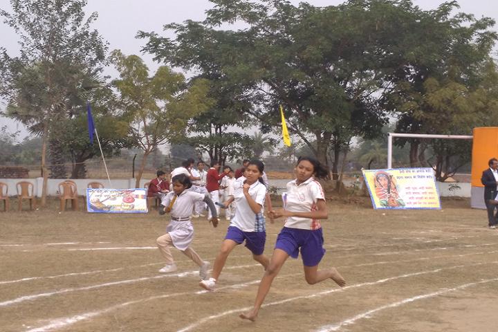 Manohari Devi Bajia Dav Public School-Running Competition