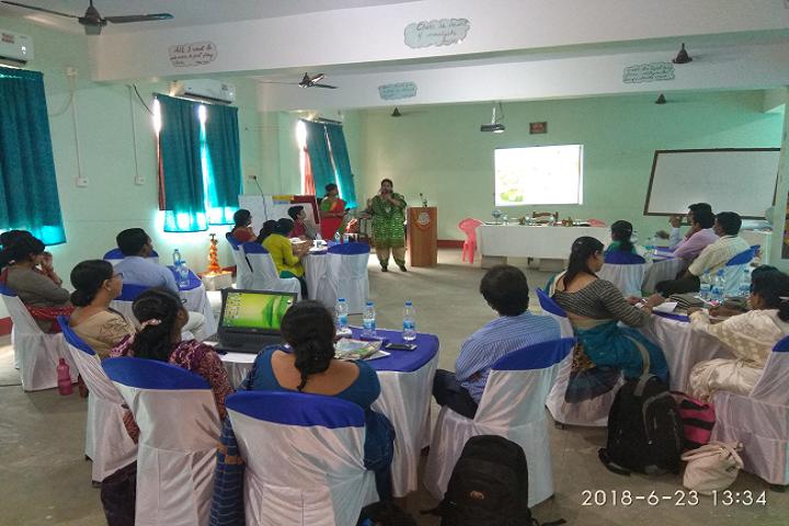 Manohari Devi Bajia Dav Public School-Workshop