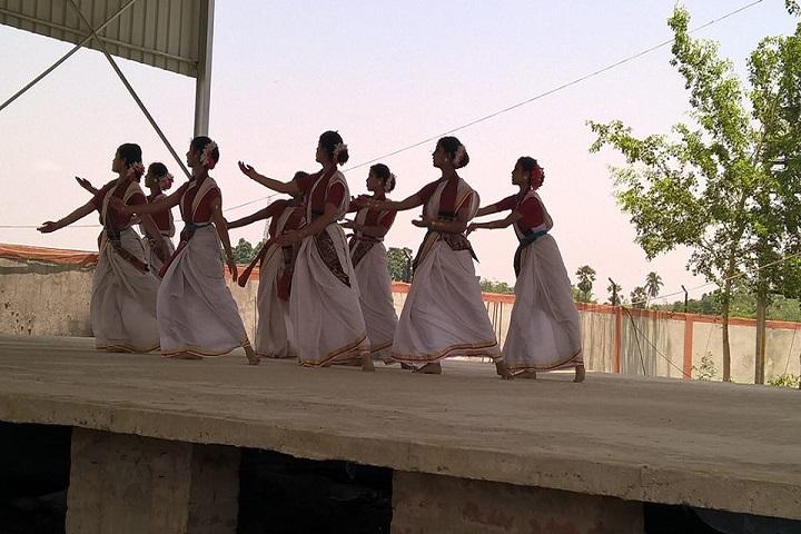 Memari Crystal Model School-Dance Performance