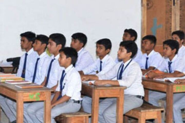Model School-Classroom