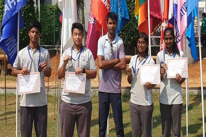 Modi Public School-Athletic Meet