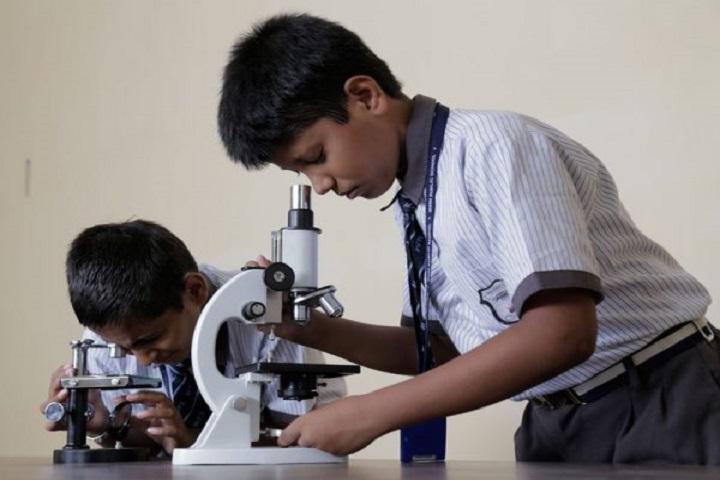 Modi Public School-Biology Lab