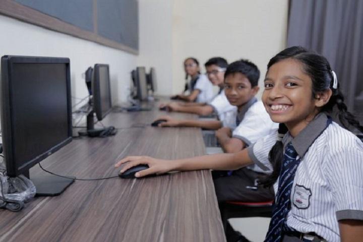 Modi Public School-Computer Lab