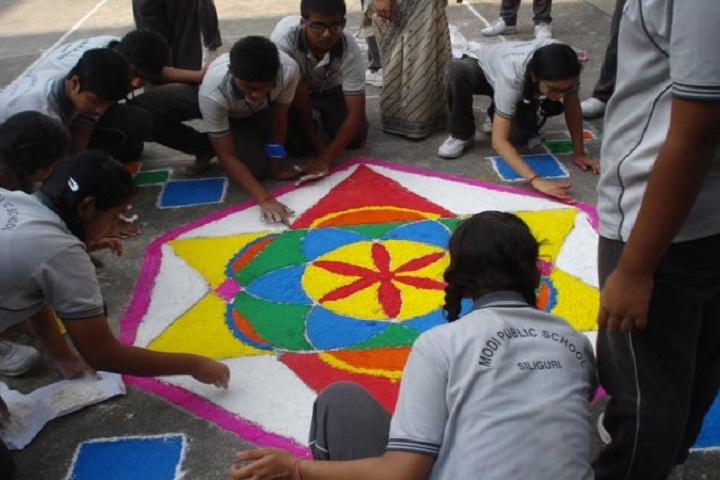 Modi Public School-Extra Curricular Activities
