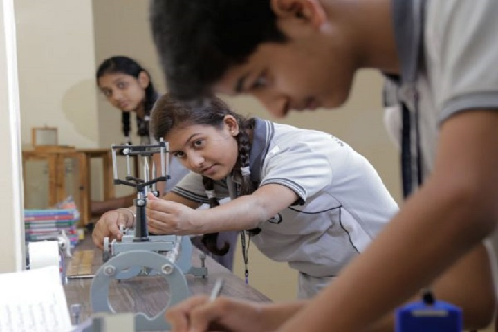Modi Public School-Physics Lab