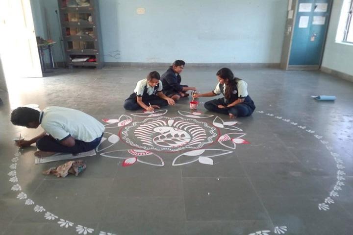 Mount Litera Zee School-Activity